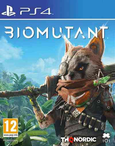 Biomutant Playstation 4 Release Date, Developer, Publisher, All Info