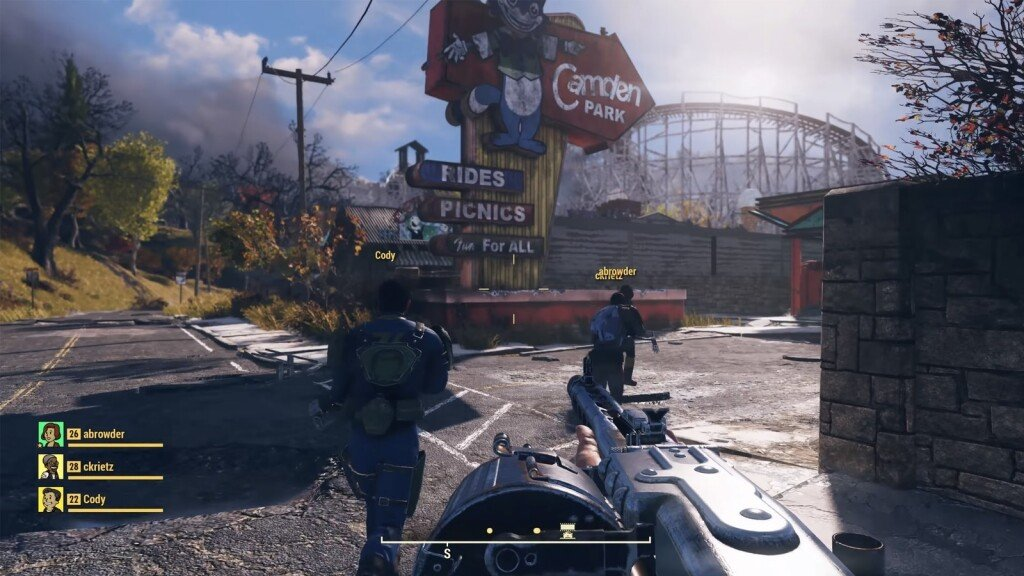 How to disable vSync in Fallout 76?