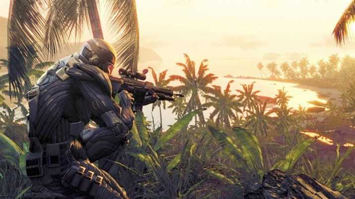 Epic Games Exclusive Game: Crysis Remastered