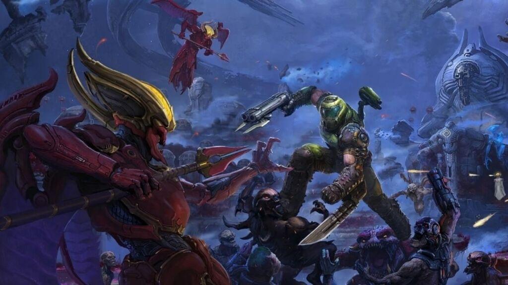 Doom Eternal Single Player Campaign Expansion Ancient Gods