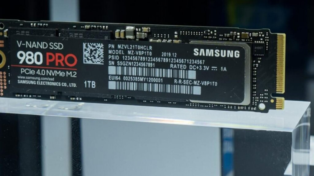 Samsung 980 Pro SSD: 2X Faster Than Previous Generation