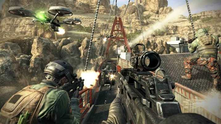 Call of Duty: Black Ops Cold War New Trailer in Gamescom