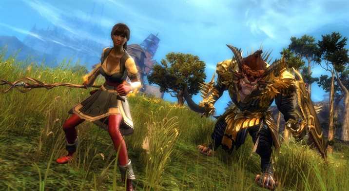 Guild Wars Steam Version Releasing in November
