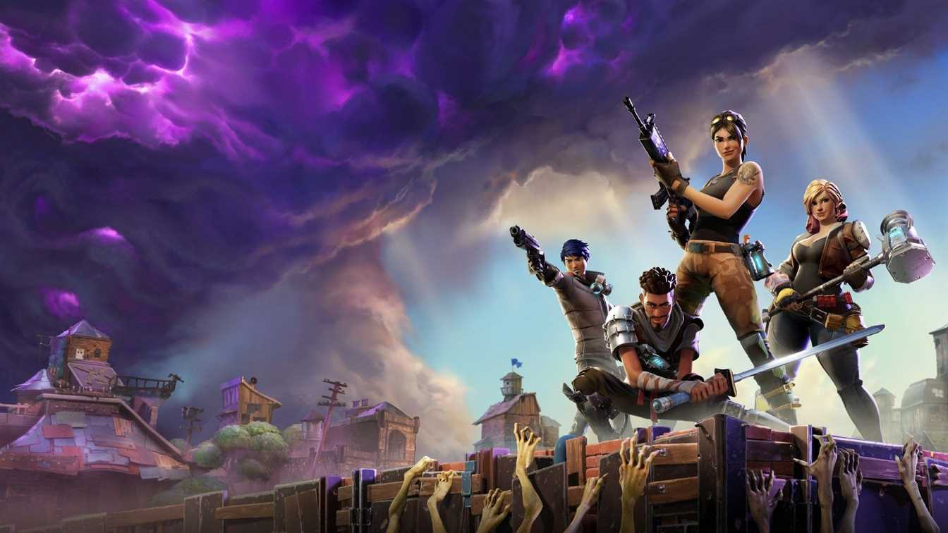 Stolen Fortnite Accounts: On Sale High Price