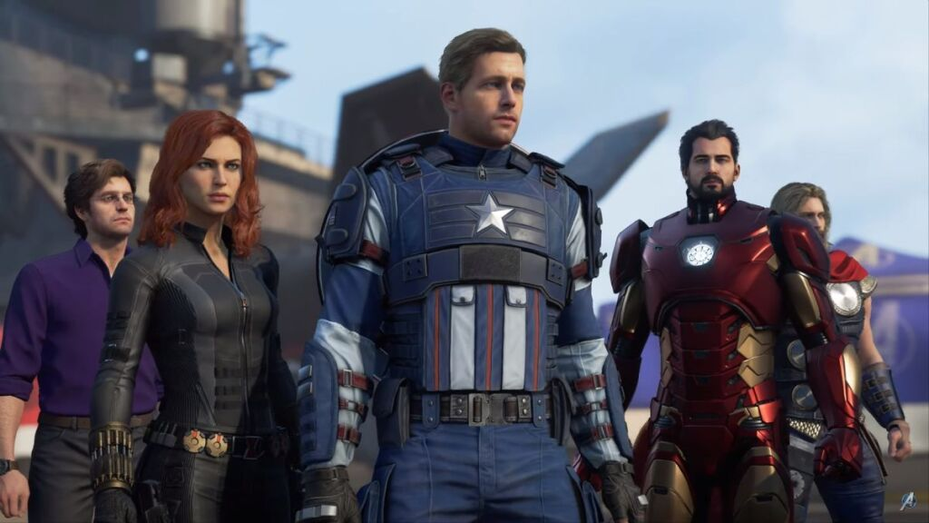 Marvel's Avengers Will have a Paid Battlepass