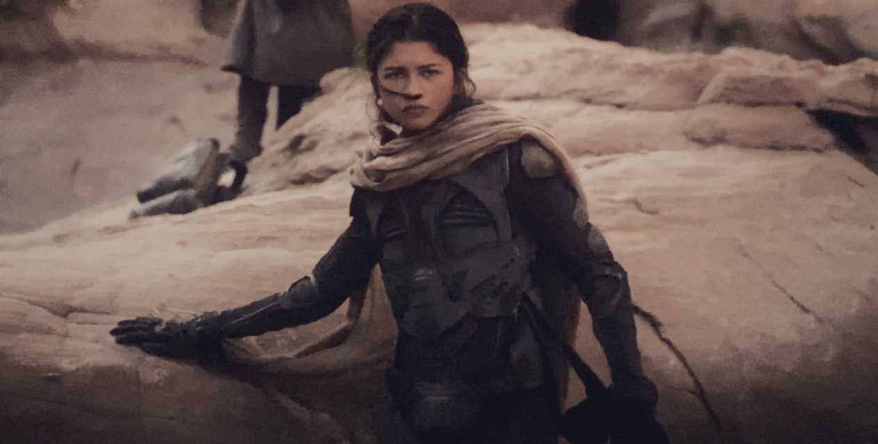 Some Images Leaked From The Dune Trailer