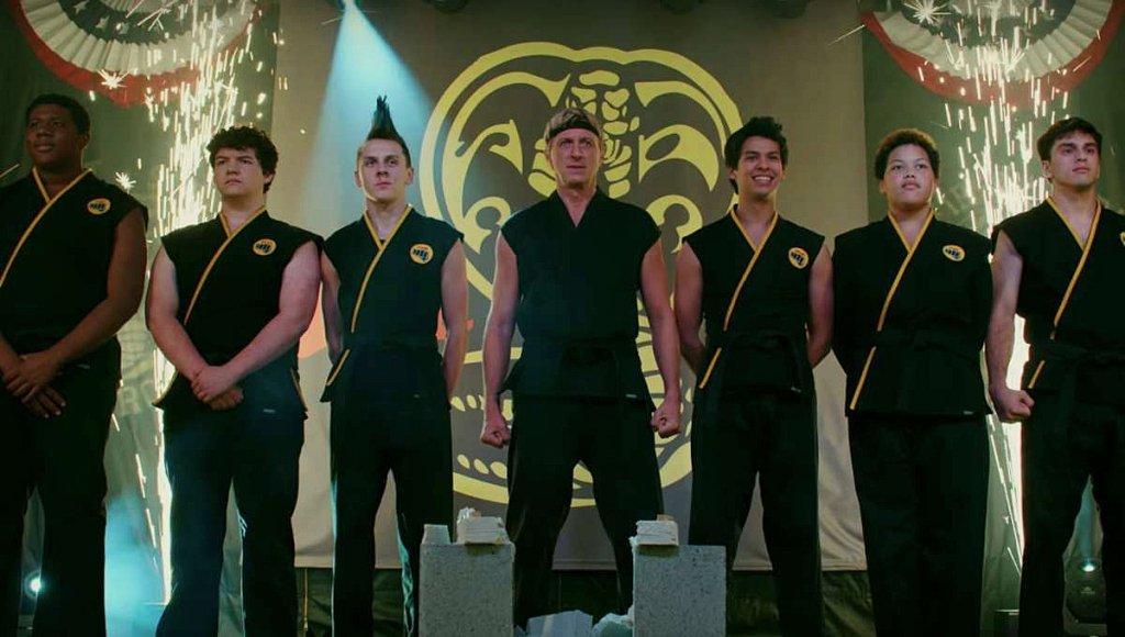 Cobra Kai Comes to Netflix