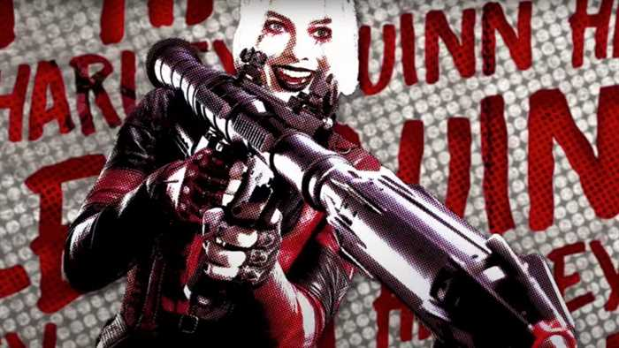 Suicide Squad First Teaser Released: Starring Margot Robbie