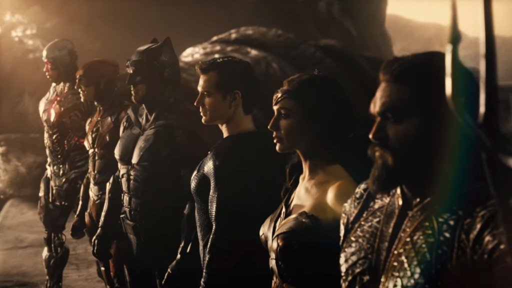 Zack Snyder's Justice League First Teaser Released