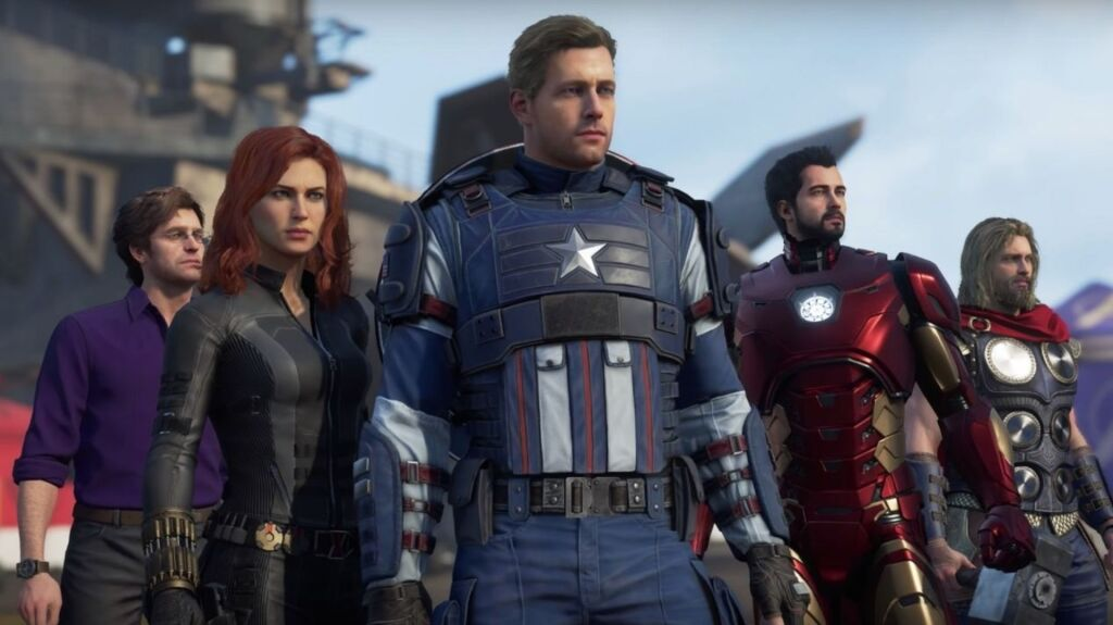 Avengers Playable Character List Leaked in Game's Beta Files