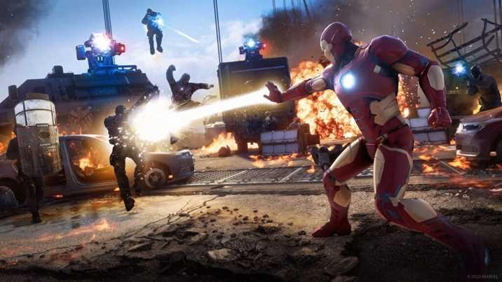 Marvel's Avengers Launch Trailer for the Last Time.