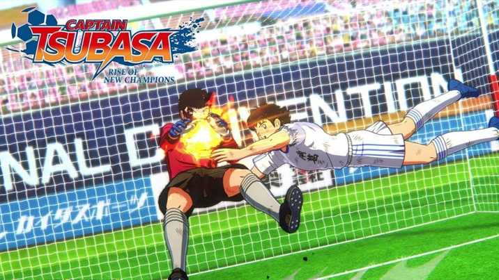 Captain Tsubasa Rise Of New Champions Available 28 August