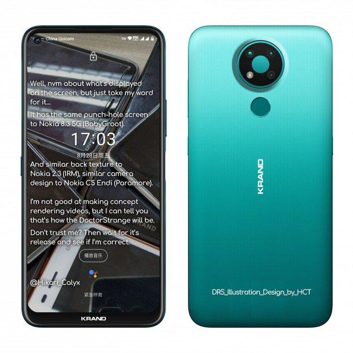 Nokia 3.4 Leaked: Features and Designs