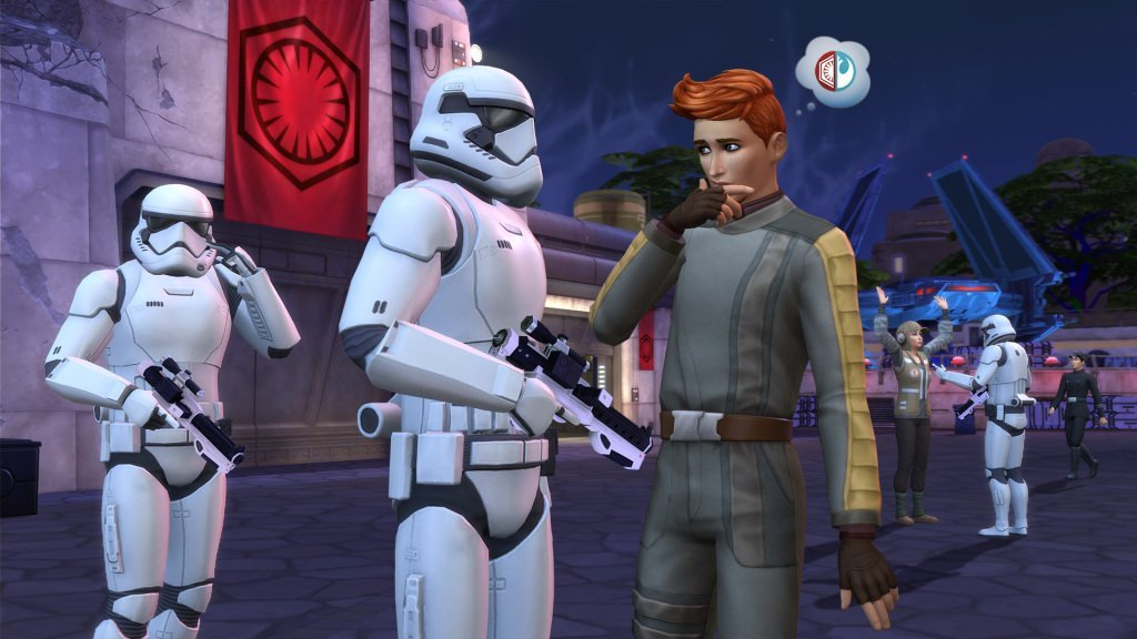 The Sims 4 Star Wars Game Pack is Coming