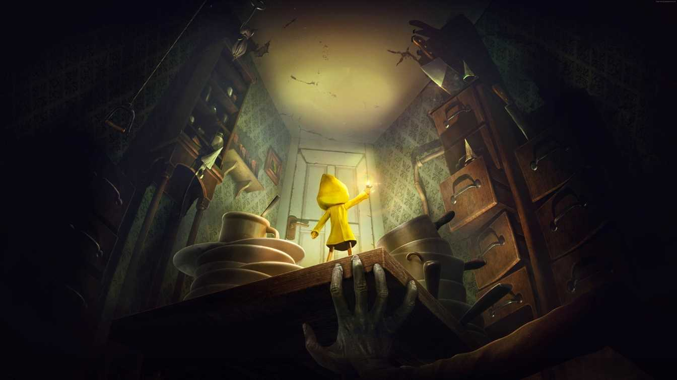 Little Nightmares 2 Trailer Released