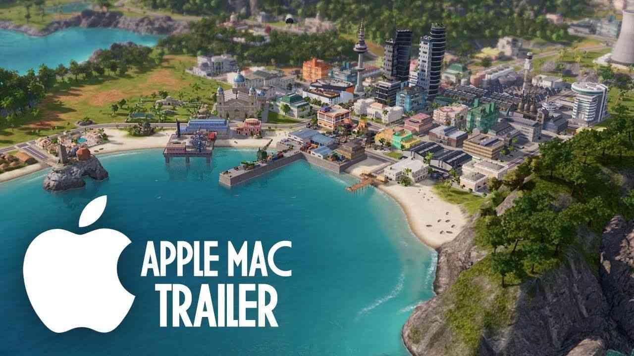 Tropico 6 Beta Download Mac