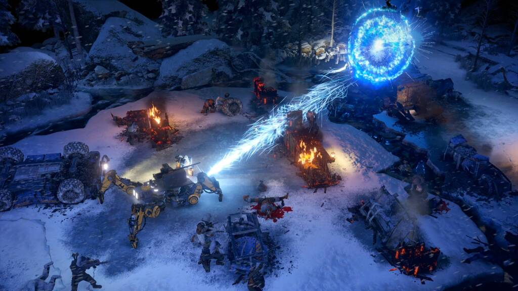 Wasteland 3 Gameplay Trailer And Release Date Announced