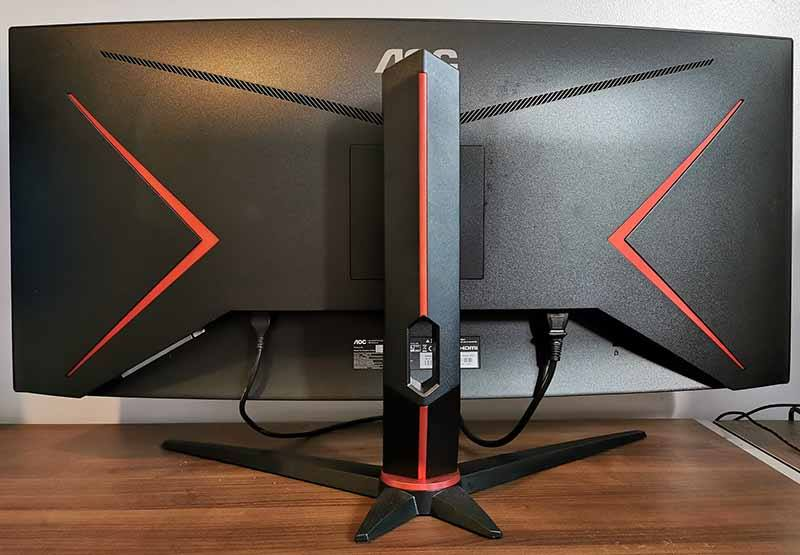 AOC CU34G2X Curved Gaming Monitor Review