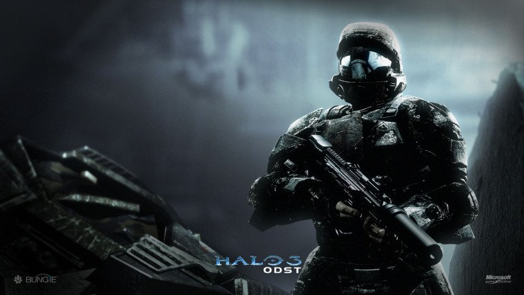Halo 3 ODST Announced on Twitter With a New Trailer