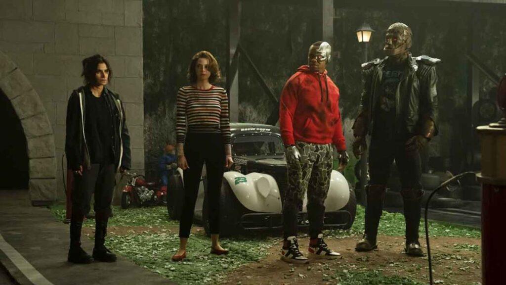 DC Doom Patrol Renewed For Season 3