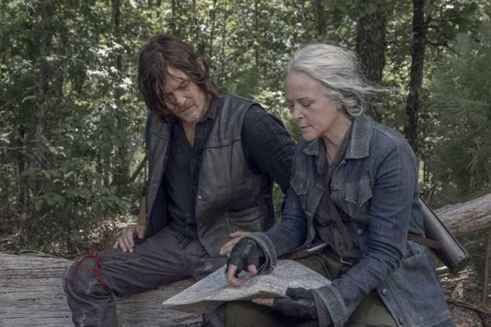 """Walking Dead Final Season: An Expanded """"Good Bye"""""""