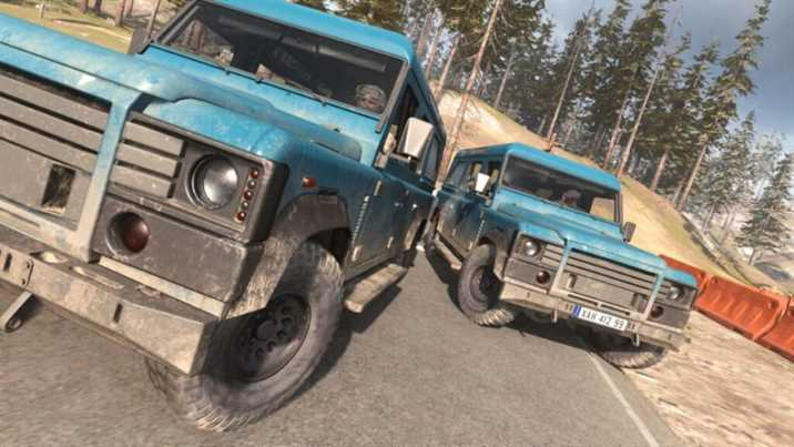 Call of Duty: Warzone Vehicles are Back