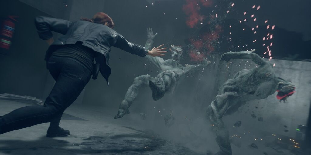 Control AWE Review: Alan Wake in Control