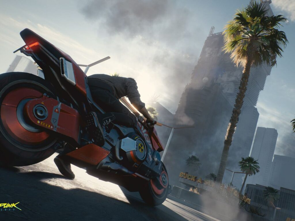 Cyberpunk 2077 Official System Requirements Announced