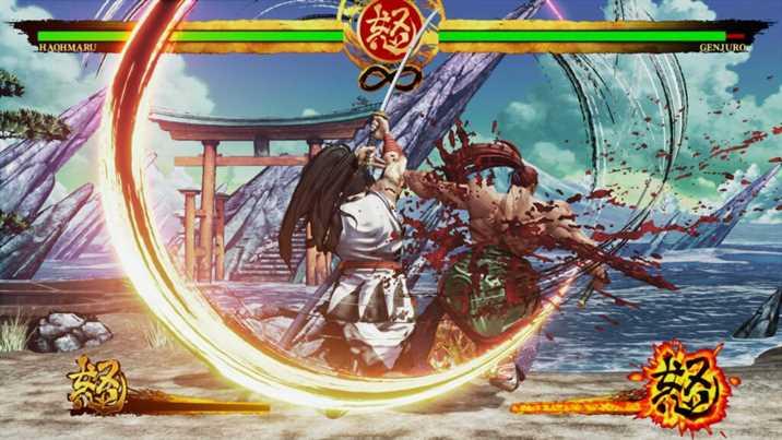 Samurai Shodown is Coming to Xbox Series