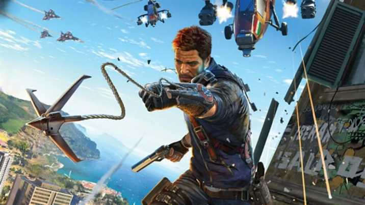 valanche Major AAA Project: Just Cause 3 Developer