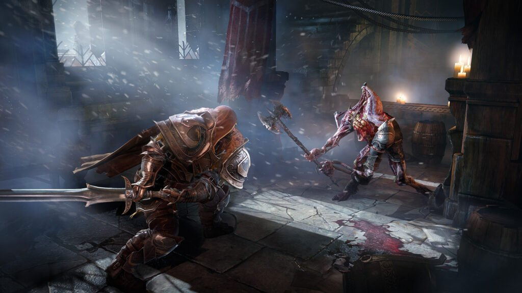 Lords Of The Fallen 2 Developer Changed, Again