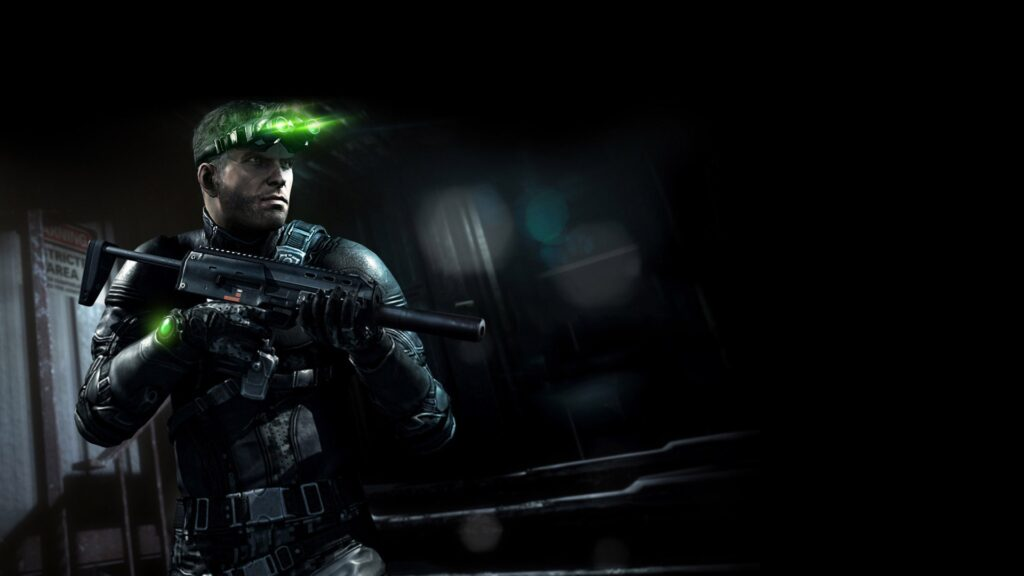 Splinter Cell VR Game Announced With Oculus Partnership