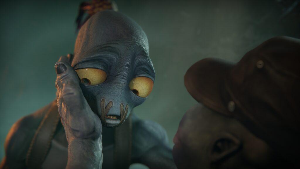 Oddworld Soulstrom Gameplay Teaser Released