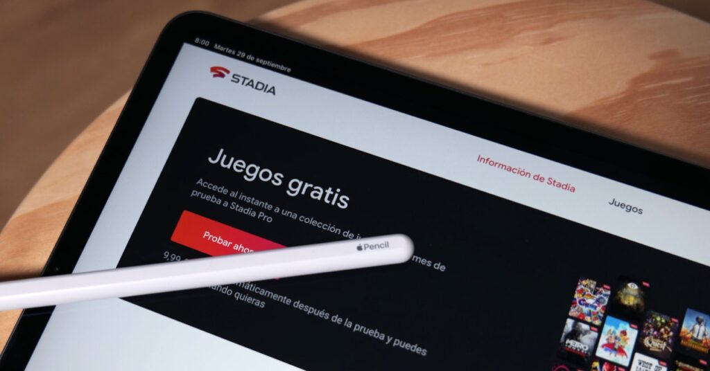 Stadia On Apple Device: It is Possible