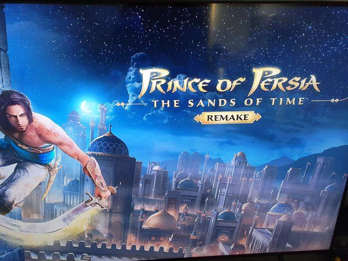 Prince of Persia Remake Leaked: The Sands of Time