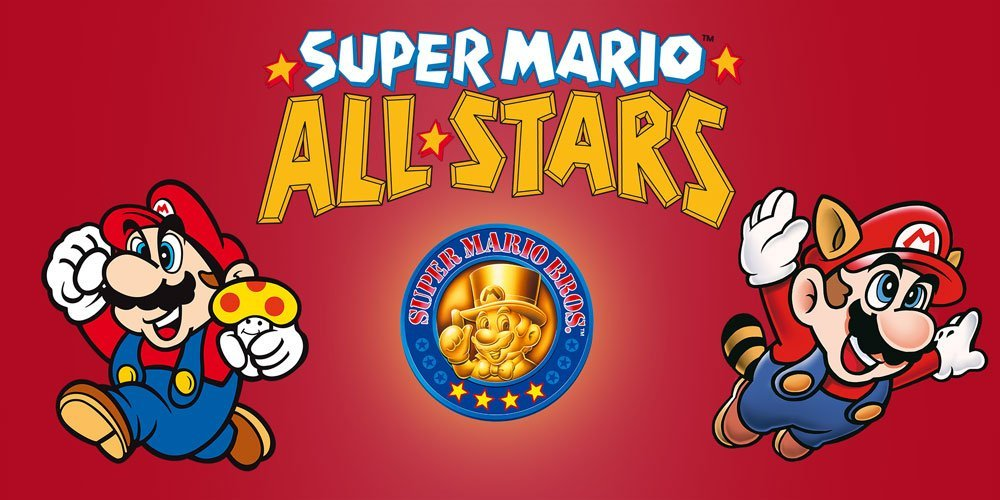 Super Mario All-Stars Available on Nintendo Switch
