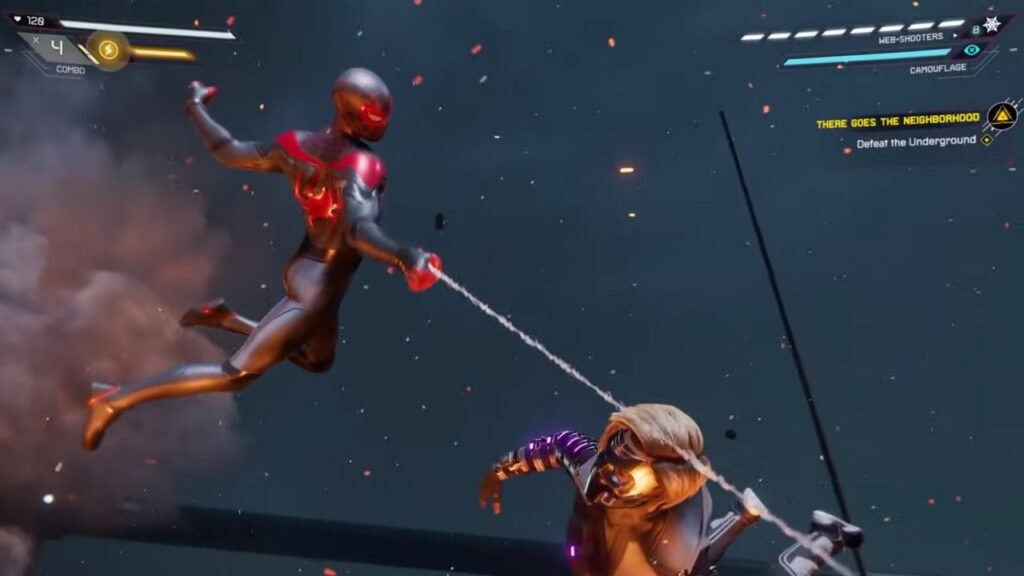 Spider-Man Miles Morales Gameplay Video Released