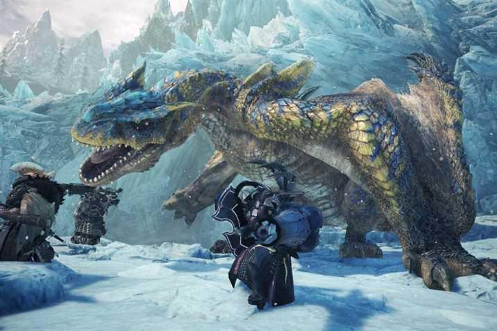 Monster Hunter World Iceborne Update 5 with New Monsters