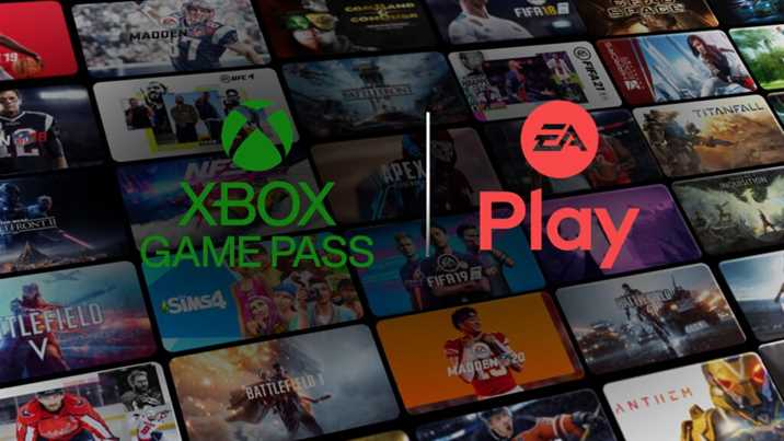 You Can Now Get EA Play With Xbox Game Pass
