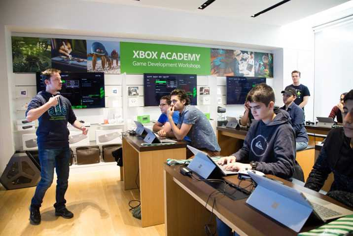 Xbox Academy Virtual Sessions On September 12-13