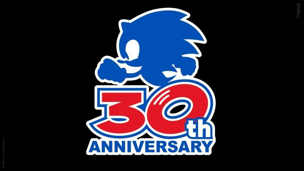 Sonic the Hedgehog 30th Anniversary Logo Released