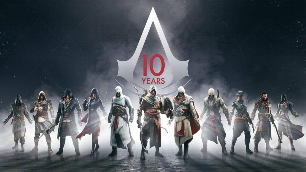 Assassin's Creed Chronology All Games of AC Series