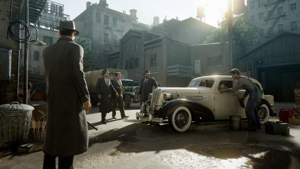 Mafia Definitive Edition System Requirements Announced