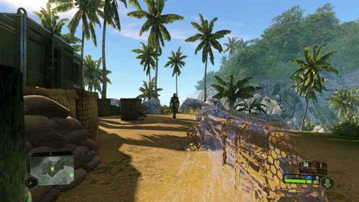 Crysis Remastered Switch Review