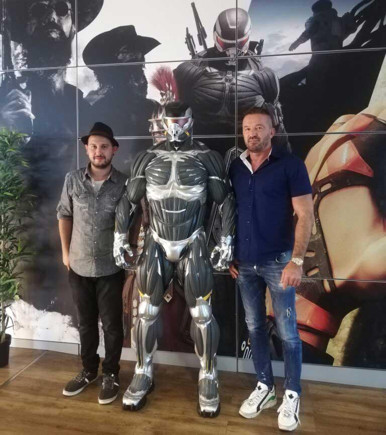 Faruk Yerli - Crytek