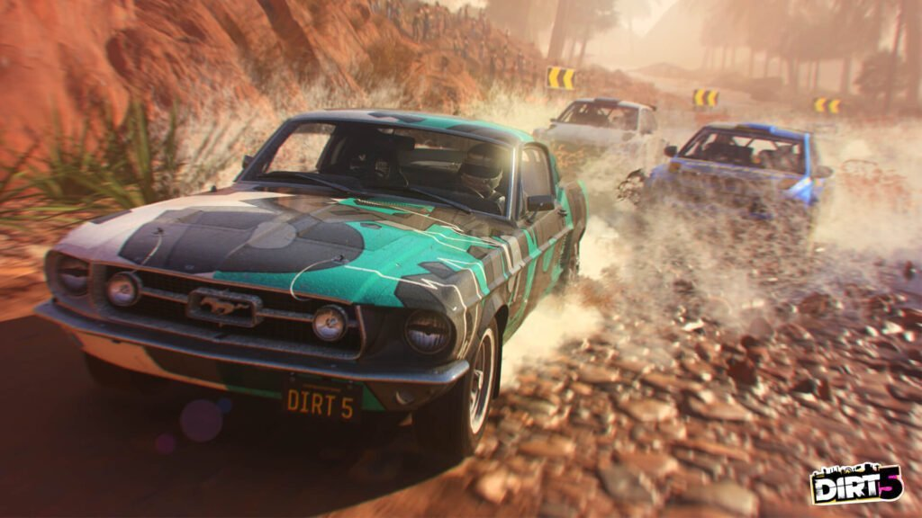 Dirt 5 Delayed: Waiting for Next-Gen Consoles
