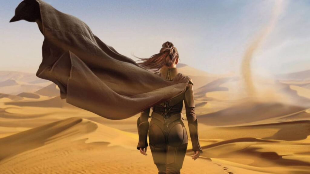"""Dune Official Trailer Revealed: """"What's in the box?"""""""