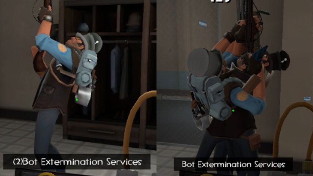 Team Fortress 2 Anti-Cheat Bots Are On The Duty