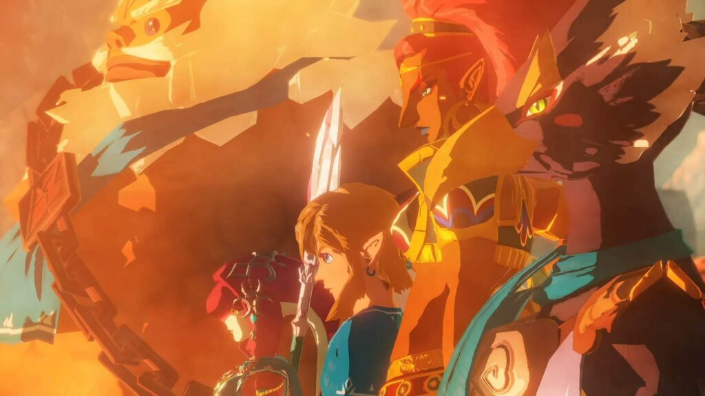 Hyrule Warriors: Age of Calamity Announced for Switch