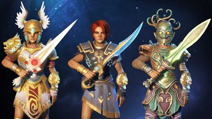Immortals: Fenyx Rising World Premiere Trailer and Details